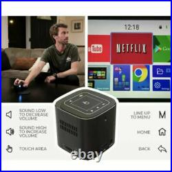 PIQO Mini-Smart Projector Pocket HD 1080p Powerful LED Mini Pocket Projector
