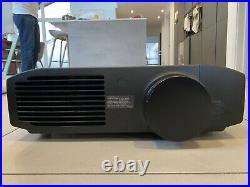 Panasonic PT-AT6000E LCD Projector 3D 1080p