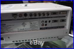 Panasonic PT-DZ570U DLP Projector 1920x1200 4000 Lumen HDMI
