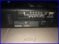 Panasonic PT-DZ770ULK DLP Large Venue Projector 7000 lumen 1920x1200 DZ770 venue