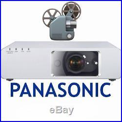 Panasonic PT-FW430EA 1080p HD Ready 4000 ANSI Lumens WXGA 3-LCD HDMI Projector