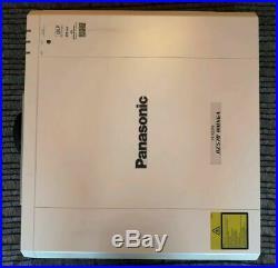 Panasonic PT-RZ570 5400-Lumen WUXGA Full HD Laser DLP Projector (White) Lens