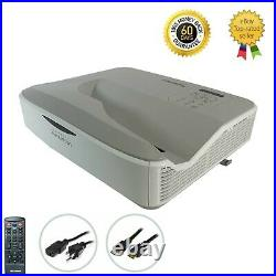 Promethean SSIHD-P1 DLP Projector Ultra Short Throw 3050 lumens 1080p withRemote