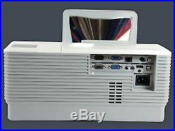 Refurbished ViviTek D791ST Ultra Short-Throw DLP Projector 3000 ANSI HD HDMI