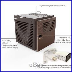 Refurbished grade B UO Smart Beam Laser Wireless Portable Compact HD Projector