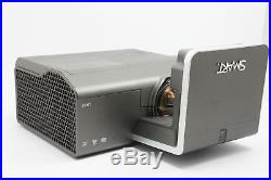 SMART UF75 2500 lumens short throw projector new lamp hdmi