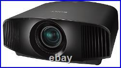 SONY VPL-VW270ES 4K SXRD Home Cinema Projector with 1,500 lumen brightness, HDR