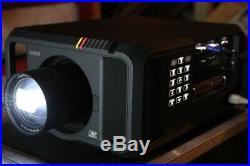 Sanyo PDG-DET100L+LNS S50HIGH END Beamer Projektor projector 7500 ANSI 75001