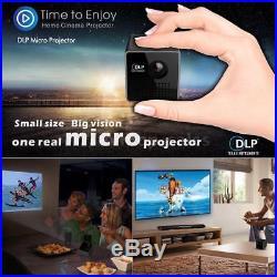 Smart Projector wifi 1080p Mobile Wireless Projector