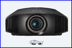 Sony 4K HDR Movie Projector VW665ES Barely Used Authentic Sony With Warranty