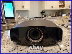 Sony 4K VPL-VW350es 3D projector