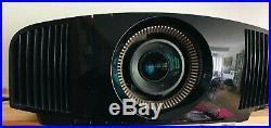 Sony Beamer 4K 3D VPL VW 300 ES SXRD
