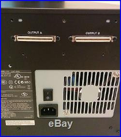 Sony LMT-100 Media Block Digital Cinema Server 4K projector SRX-R220 R210