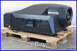 Sony SRX-R110 4K SXRD 10,000-Lumen Projector With LKRL-Z115 1.22X Zoom Lens