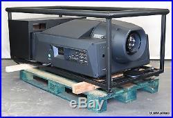 Sony SRX-T110 4K SXRD 11,000-Lumen Projector With LKRL-Z125 2.5X Zoom Lens, Frame
