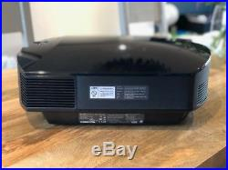 Sony VPL-HW40ES/B Full HD 3D 1080p SXRD Home Cinema Projector
