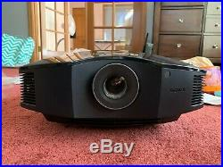 Sony VPL-HW45ES 1080p 3D SXRD Home Theater/Gaming Projector with Chief Mount
