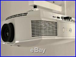 Sony VPL HW65 Weiß Full HD SXRD inkl. 2x 3D-Brillen Heimkino Projektor