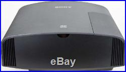 Sony VPL VW 360 ES schwarz, Neuwertig, ca. 3 Jahre Sony Prime Support