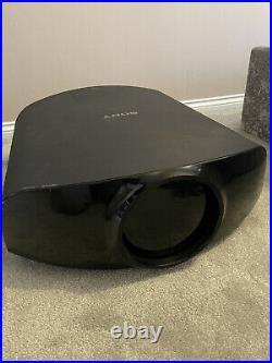 Sony VPL-VW1000ES 4K Projector Home Cinema Dream Machine