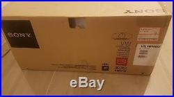 Sony VPL VW1100ES 3D 4K SXRD Projector