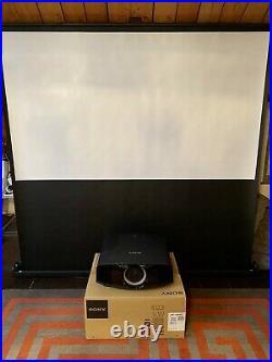 Sony VPL-VW320ES 4K Projector, 3D, RRP £6000