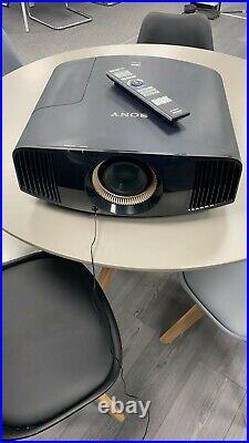Sony VPL-VW500ES 4K Home Cinema Projector