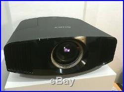 Sony VPL-VW500es SXRD Home Cinema Projector Native 4K UHD Warranty