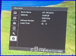 Sony Vpl Vw 320es 4K Projector