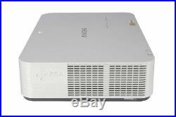 Sony Vpl-phz10 Wuxga 1080p 5,000 Lumens Laser Projector