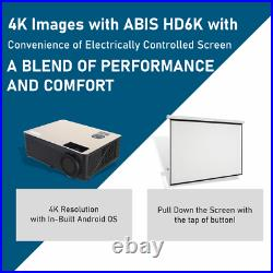 UK's No1 Projector and Screen Bundle Deal Complete Package on Sale