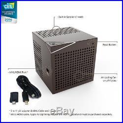 UO Smart Beam Laser Projector + Accessories Set FOCUS FREE Portable HD WiFi Pico