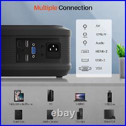VANKYO V620 LED Projector Native 1080P Support 4K 6000 Brightness Smart Theater