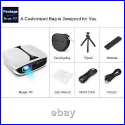 VANKYO pocket Projector Rechargeable DLP 1080P 3D Support HDMI & WIFI Projection