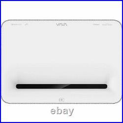 VAVA 2500-Lumen Pixel-Shift 4K Ultra-Short Throw Laser DLP Projector VALT002