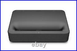 VAVA DLP 4K UHD Ultra Short Throw Laser TV Home Theatre Projector UST Black