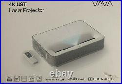 VAVA VA-LT002 3840 x 2160 DLP Projector