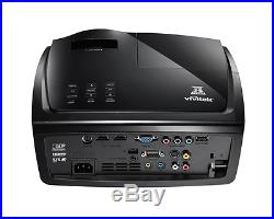 VIVITEK H1188 BLACK THUNDER inkl. Premium Edition