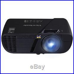 ViewSonic PJD7720HD DLP-Projektor Full HD 3200 Lumen 10 Watt