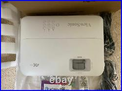 Viewsonic PX701-4K Projector 4K UHD Home Cinema Gaming 240hz 3,200 ANSI lumens