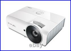 Vivitek DW814 DLP Video Projector 3800 Lumens HDMI USB LAN 1080p HDMI REMOTE