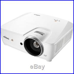 Vivitek HK2288 UHD 4K DLP Projector with HDR with All In One Home Theater Bundle