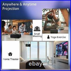WiFi Projector, ELEPHAS 2020 WiFi Mini Projector with Synchronize Smartphone