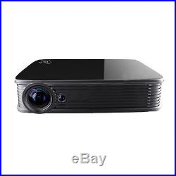 Wifi Android5.1 Mini Home Theater 3D DLP 4K Projector UHD HDMI LED 1080P GT918