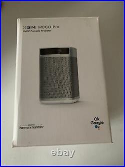 XGIMI MoGo Pro DLP 3D Projector 1080P Android TV Chromemast 300 ANSI Lumen'