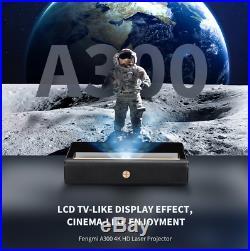 Xiaomi Ecosystem WEMAX A300 4K ALPD Ultra Short Throw Laser Theater Projector