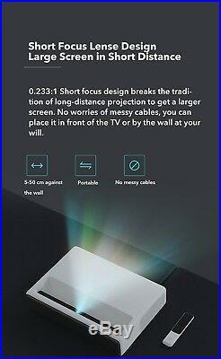 Xiaomi Mi Laser Projector Full HD 1920x1080 4K ALPD 3.0 5000 Lumens Bluetooth 4