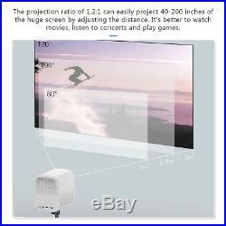 Xiaomi Mijia Mini 4K WIFI Video Projector 2G 8G Full HD 1080P For Home Theater