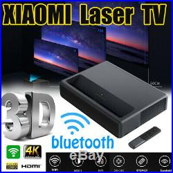 Xiaomi Mjia 4K Laser Projector Ultra Short-Focus TV 5000 ANSI Home Theater HD