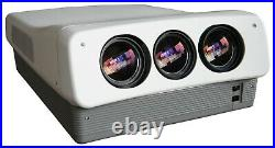 Zenith Pro 900 HD CRT Projector with Ceiling Mount Home Theater Board Room HiFi